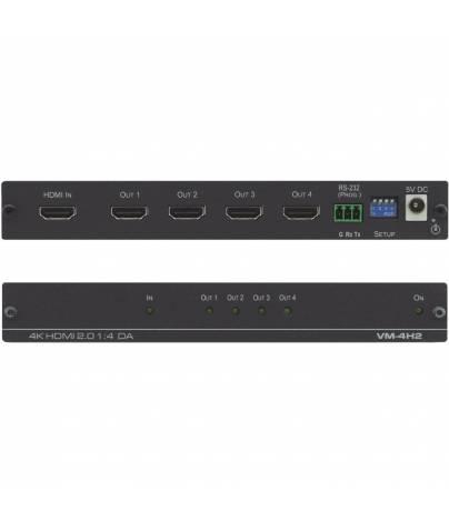 Kramer VM 4H2 1:4 HDMI Distribution Amplifier